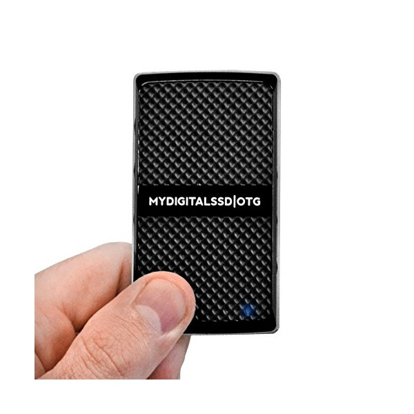MyDigitalSSD 512GB (480GB) OTG (On The Go) mSATA Based SuperSpeed USB 3.0 UASP Portable External Solid State Storage Drive SSD