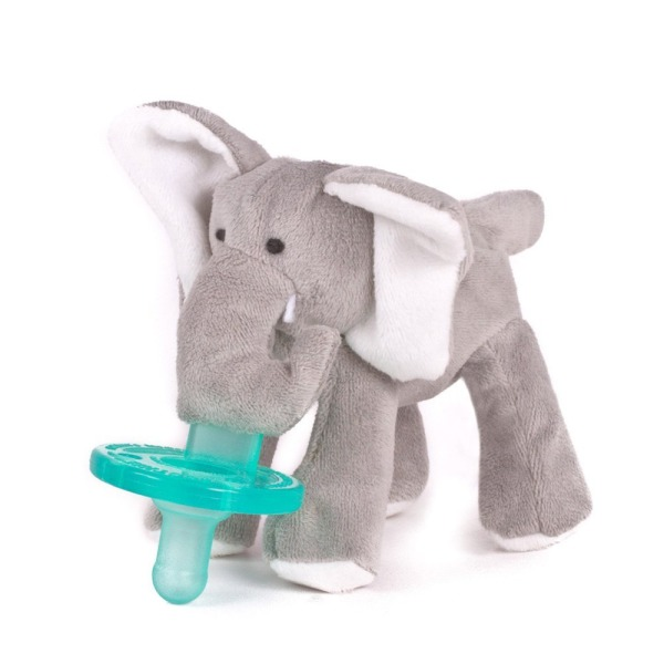 WubbaNub Pacifier - Elephant