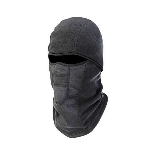 Ergodyne N-Ferno 6823 Wind-proof Hinged Balaclava, Black