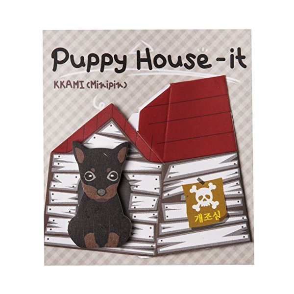 Puppy Sticky Notes (KKAMI - Minipin)