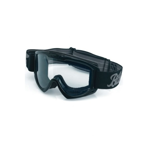 Biltwell Moto Goggles - One size fits most/Black