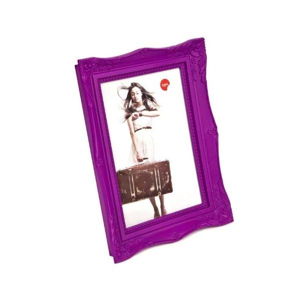 Ornate Royal Picture Photo Frames Size 10x15 (Purple)