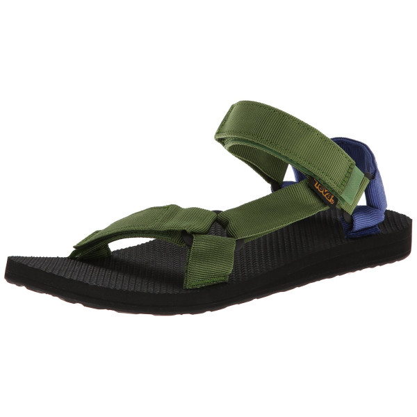 Teva Men's M Original Universal Sandal,Green/Blue,10 M US