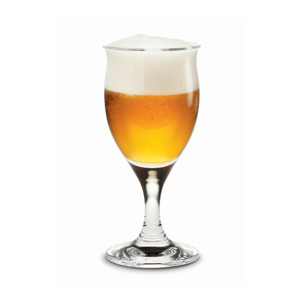 Holmegaard Ideelle Beer Glass With Stalk
