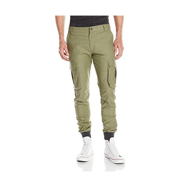 Zanerobe Men's Combo Pant, Army Green, 29