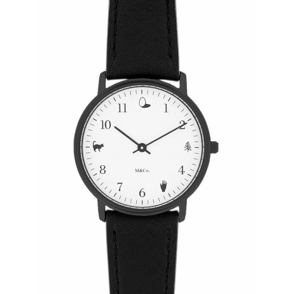 Projects Women's Onomotopeia Tibor Kalman Watch
