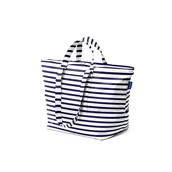 BAGGU Carry All Bag - Sailor Stripe