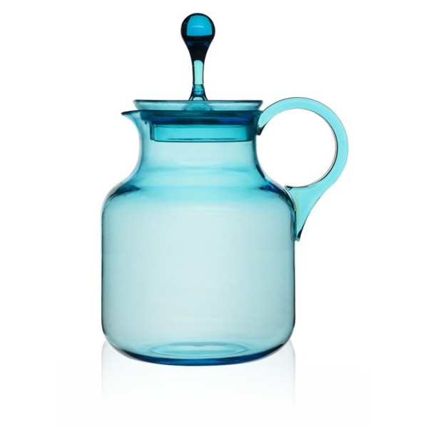 Sagaform Happy Days Pitcher, Blue