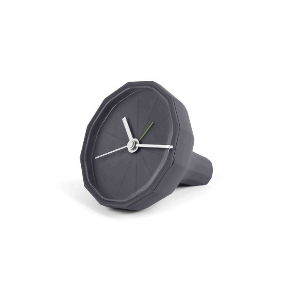 Babylon Alarm Clock - Dark Grey