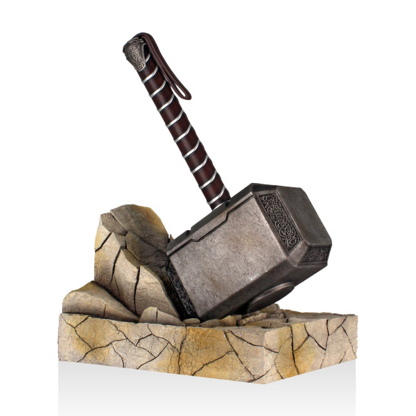 Gentle Giant Thor Hammer Bookend