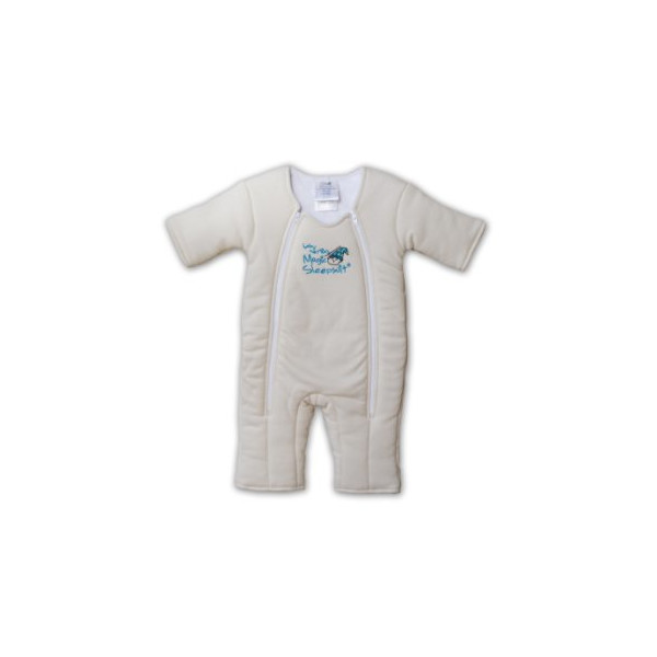 Baby Merlin's Magic Sleepsuit 3-6 months - Cream Cotton