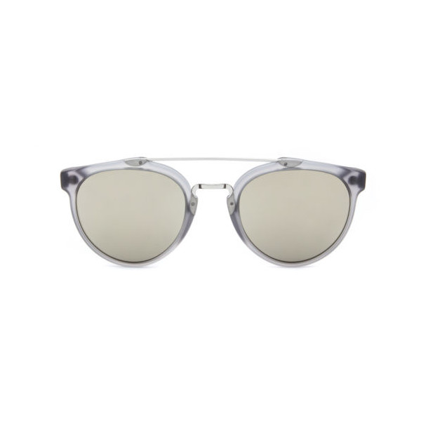 Retrosuperfuture Super Giaguaro Fantom Round Sunglasses
