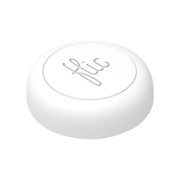 Flic: The Wireless Smart Button, White