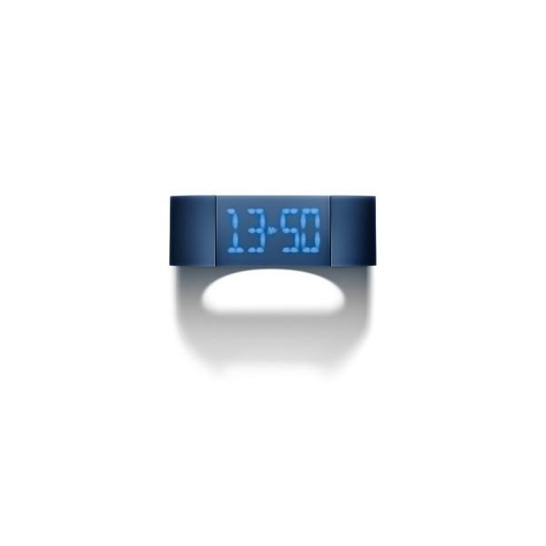 Mutewatch Hidden Touchscreen Wristwatch - Indigo Blue