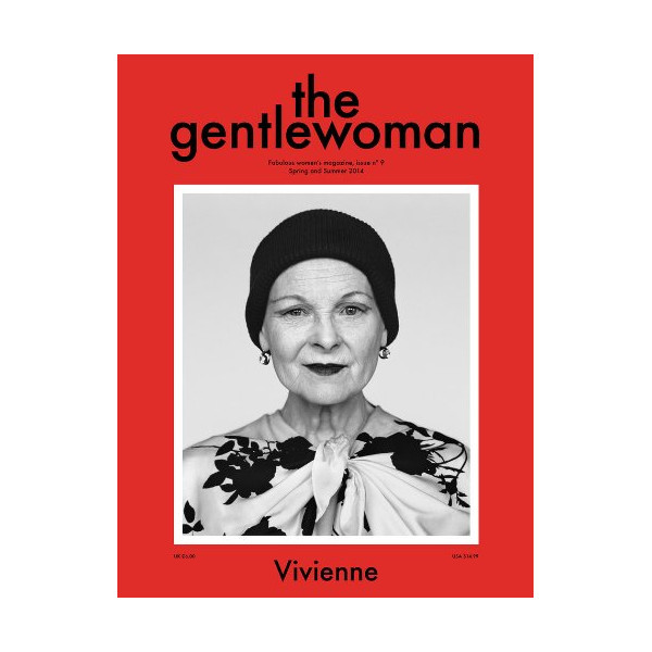 The Gentlewoman Magazine Issue #9, Vivienne Westwood