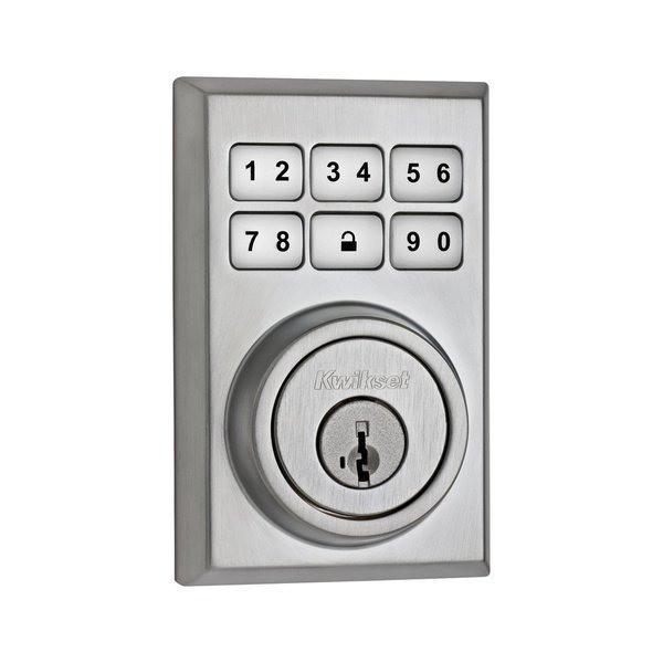 Kwikset Keyless Keypad Deadbolt Lock