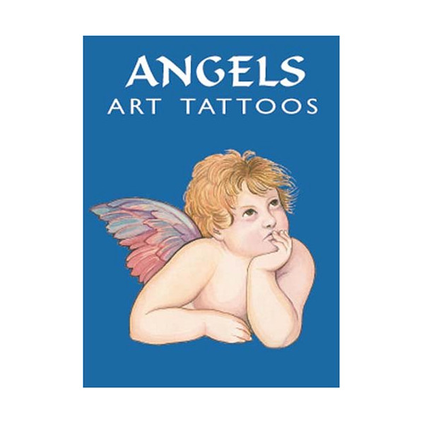 Angels Art Tattoos (Dover Tattoos)
