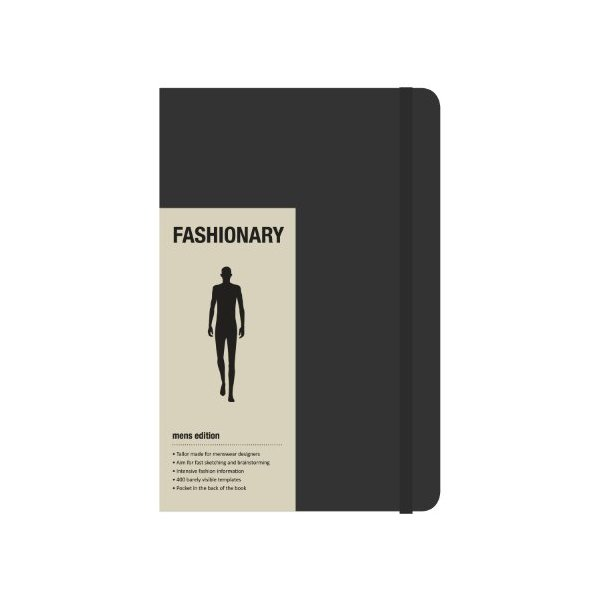 Fashionary Mens A5 (2014 Version)
