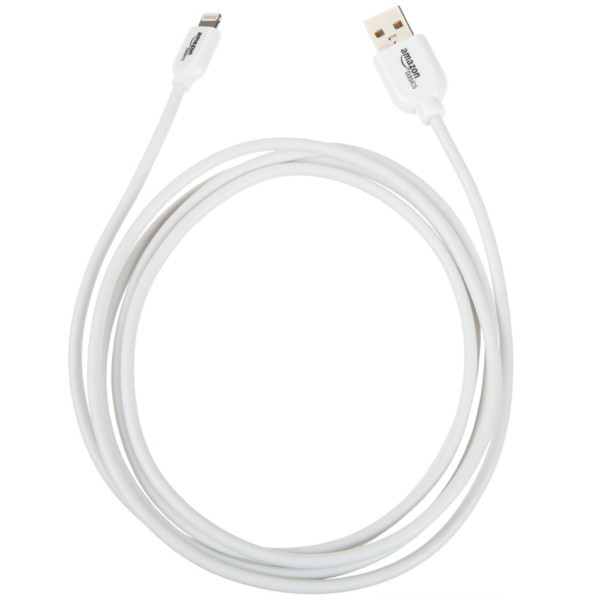 AmazonBasics Apple Certified Lightning to USB Cable