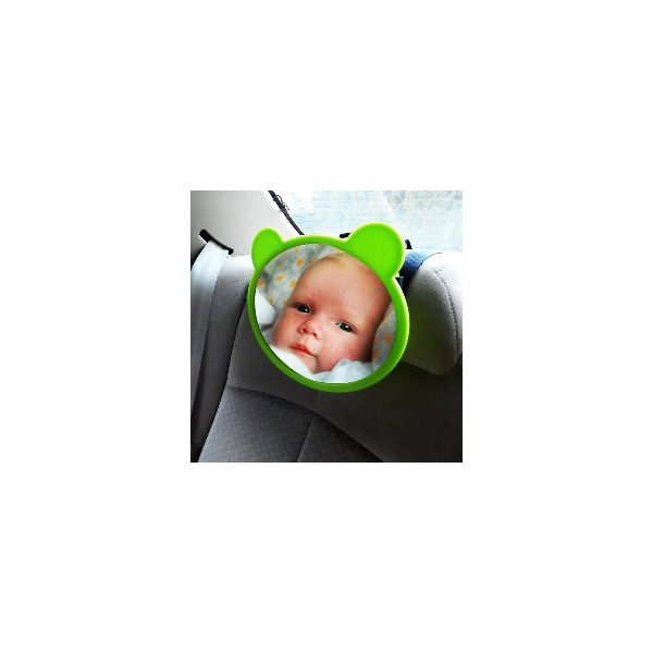 Baby Car Mirror-Back Seat Auto Safety Protect Your Child In Carseat-Adjustable Pivotal Backseat Rear Facing View To See Infant In Car Seat-Safe Easy-View Child Shatterproof