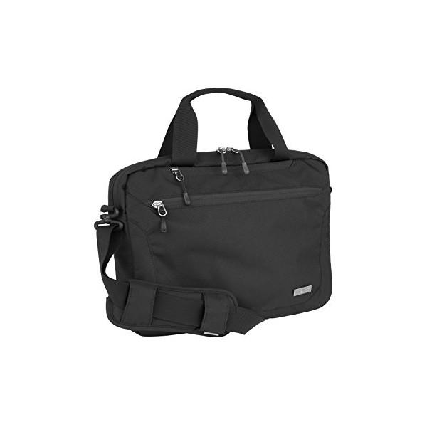 STM Swift Extra Small Shoulder Bag, for 11-Inch Laptop and Tablet - Black (stm-112-084K-01)