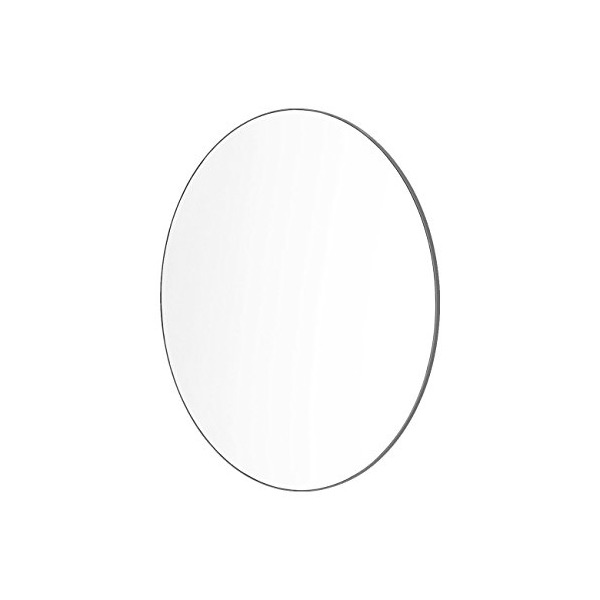 Sabi Mirror Easy-Install Mirror, Gray - $50 on Amazon