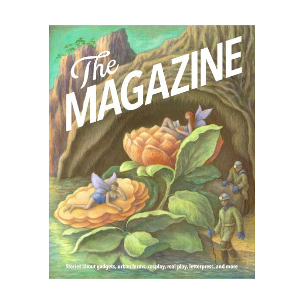 The Magazine: The Book: October 2012 to October 2013