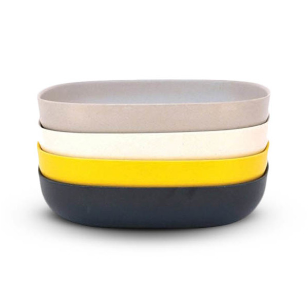 Biobu [by Ekobo] Gusto Set, Black/Stone/White/Lemon