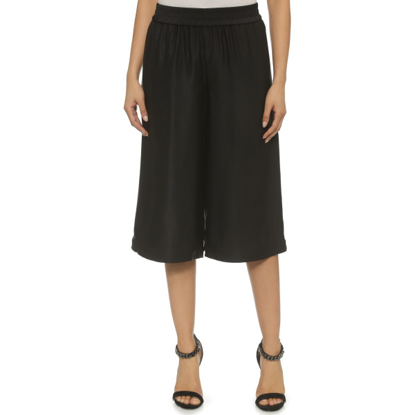 Won Hundred Soffy Culottes, Black