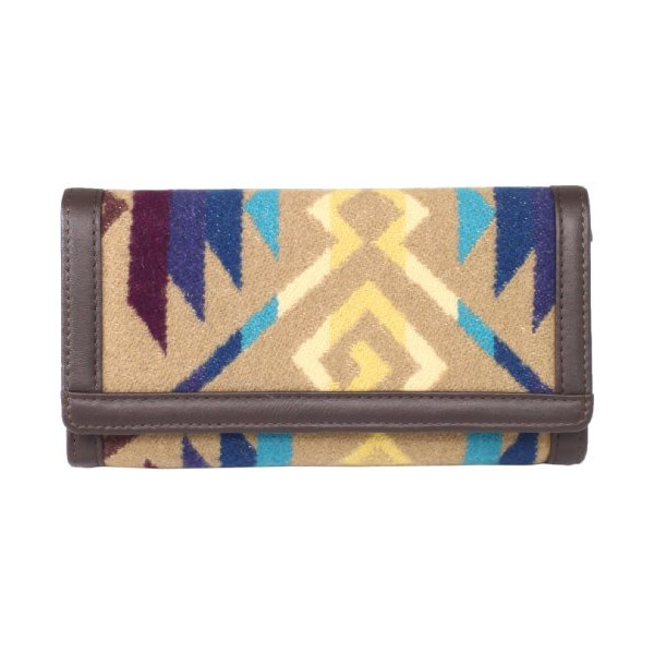 Pendleton Men's Checkbook Wallet