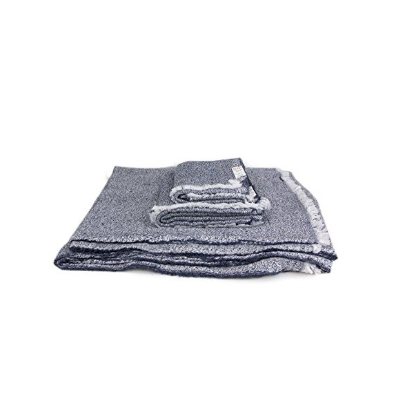 Morihata - Nuno Multi-Purpose Towel (Medium Size) (Blue)