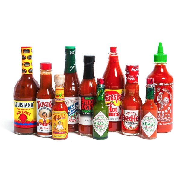 Hot Sauce of the Month Club, 6 Month Subscription