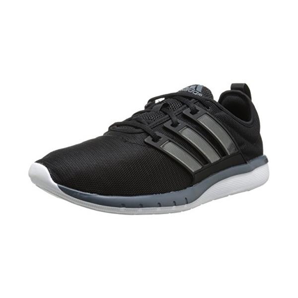adidas Performance Men's Climacool Leap M Running Shoe, Core Black/Black/Onix, 12 M US