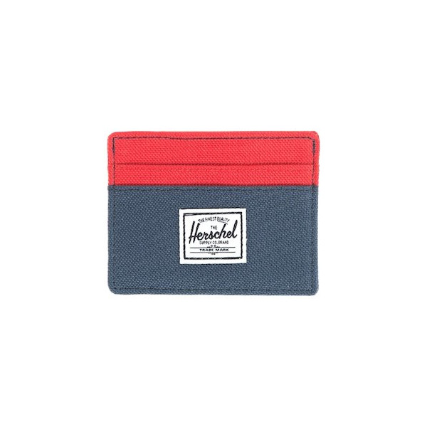 Herschel Supply Co. Charlie, Red/Navy, One Size