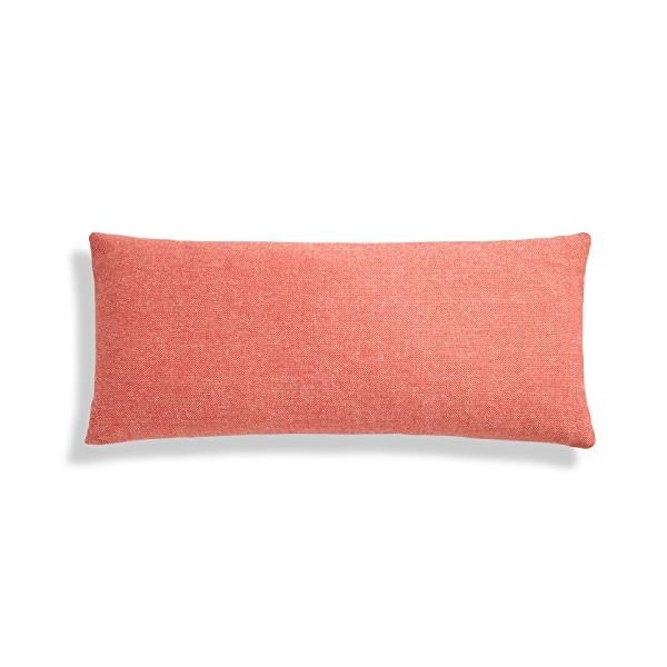 """Blu Dot 13"""" x 30"""" Pillow, Edwards Poppy"""