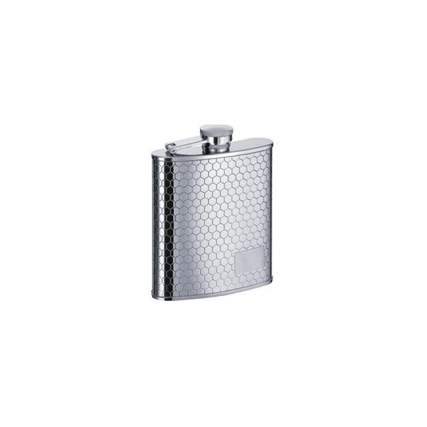 Visol Hive Stainless Steel 8oz Flask