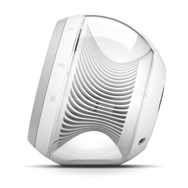 Harman Kardon NOVA Wireless Stereo Speakers, White