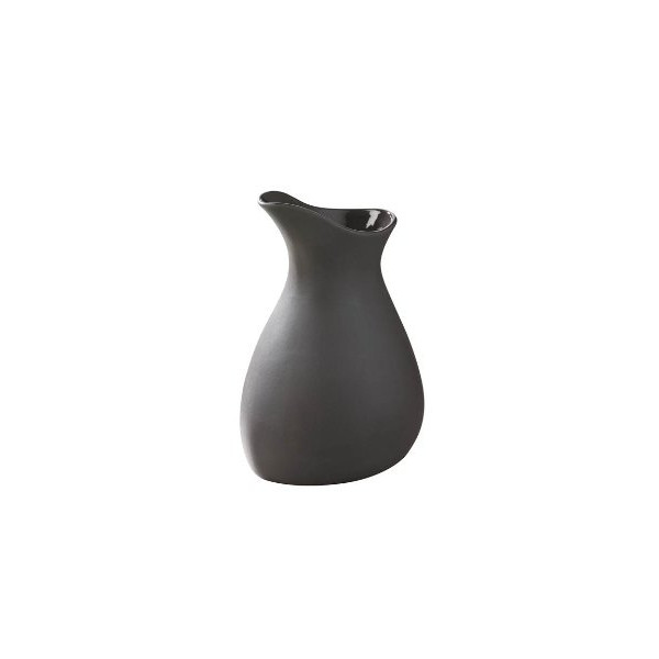 Revol 644386 Likid Milk Pot for Serving, 8-3/4-Ounce, Slate