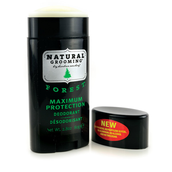 Herban Cowboy Forest Deodorant Maximum Protection, 2.8 Ounce