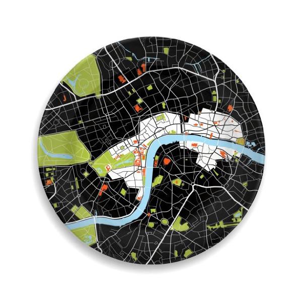 London City Plate