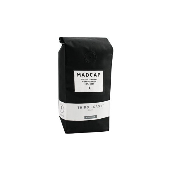 MadCap Coffee - Third Coast Espresso Coffee Beans - 12 oz