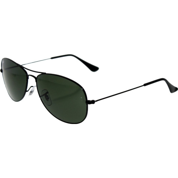 Ray-Ban Sunglasses - Cockpit / Frame: Black Lens: G-15 XLT