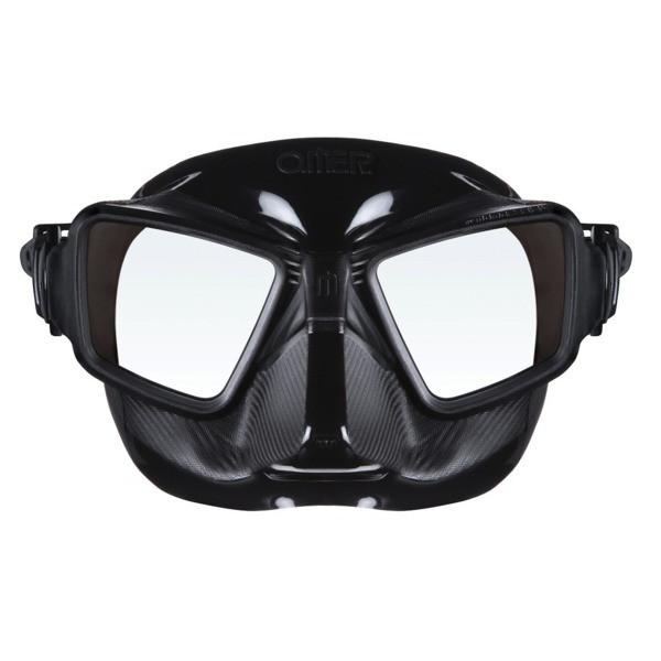 Omer Zero 3 Mask Black