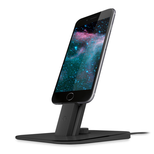 Twelve South HiRise Deluxe Dock Station, Black