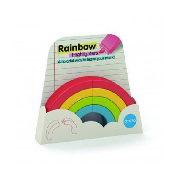 Luckies Rainbow Highlighters