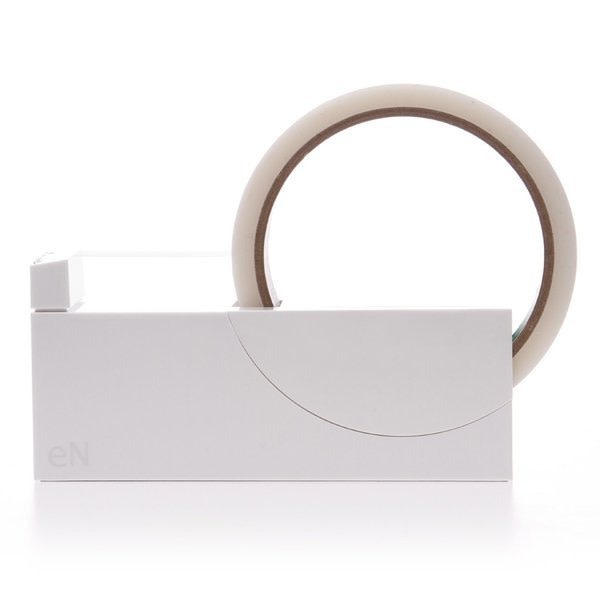 Minimalist life tape dispenser eN EN01 White (japan import)