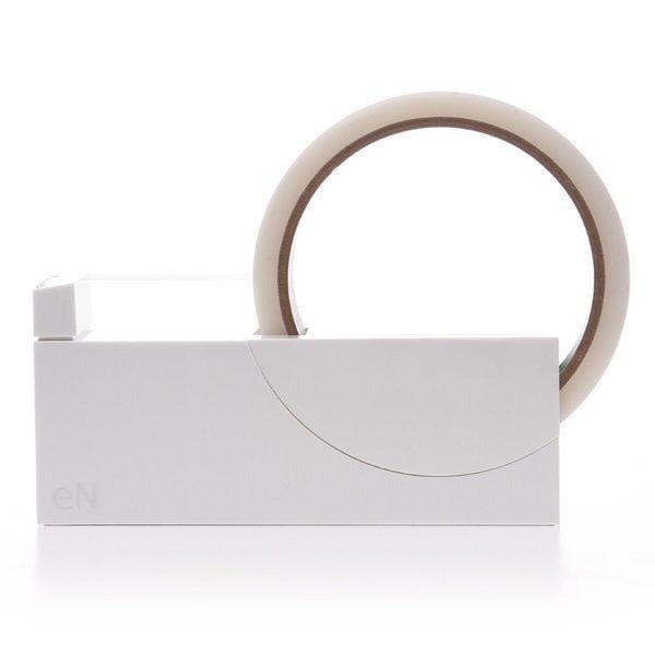 Minimalist life tape dispenser eN EN01 White (japan import)