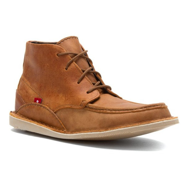 Oliberte Men's Mogado Hi Rustic Brown