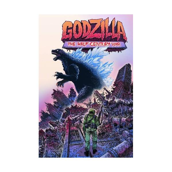 Godzilla: Half Century War (Godzilla (IDW))