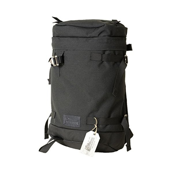 KLETTERWERKS Flip Black Backpack